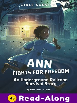 cover image of Ann Fights for Freedom