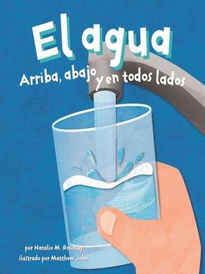cover image of El agua