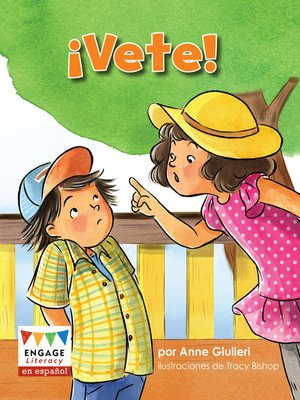 cover image of ¡Vete!