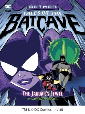 cover image of The Jaguar's Jewel