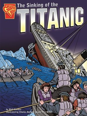 cover image of Sinking of the Titanic