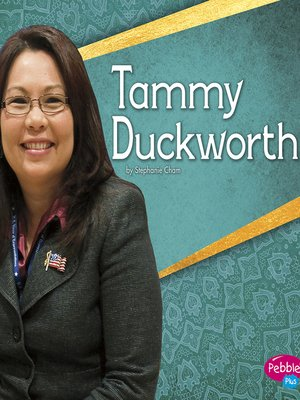 cover image of Tammy Duckworth