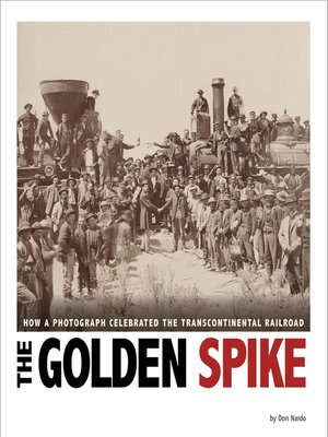 cover image of The Golden Spike