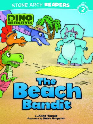 cover image of The Beach Bandit