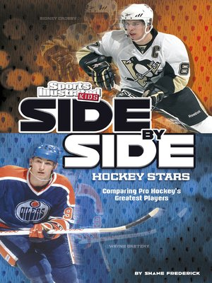 cover image of Side-by-Side Hockey Stars