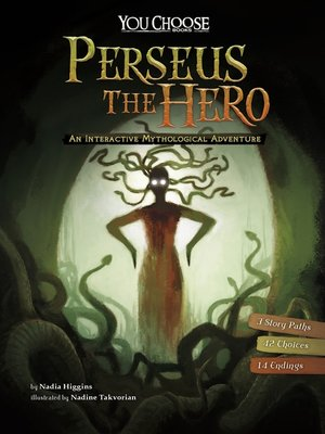 cover image of Perseus the Hero