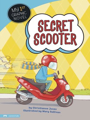 cover image of Secret Scooter