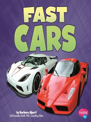 cover image of Fast Cars