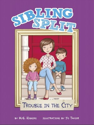 cover image of Trouble in the City