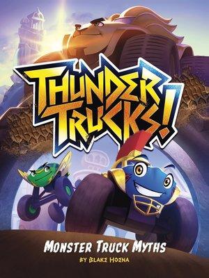 cover image of ThunderTrucks!