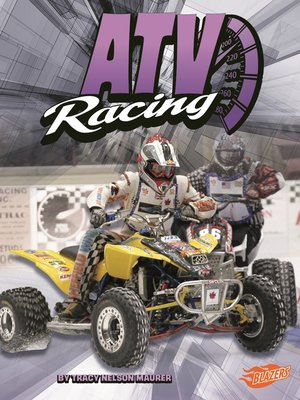cover image of ATV Racing