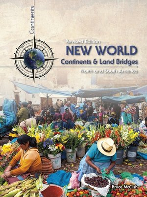 cover image of New World Continents and Land Bridges