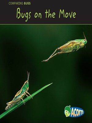 cover image of Bugs on the Move