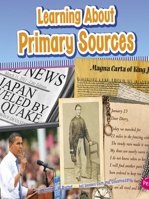 cover image of Learning About Primary Sources