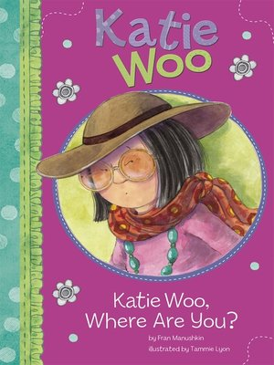 cover image of Katie Woo, Where Are You?