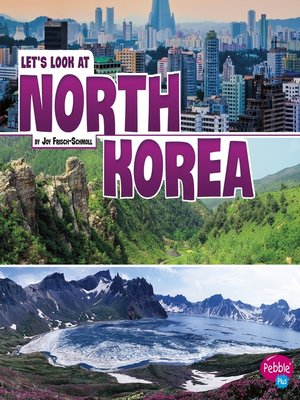 cover image of Let's Look at North Korea