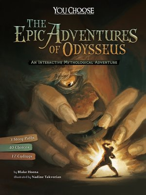 cover image of The Epic Adventures of Odysseus