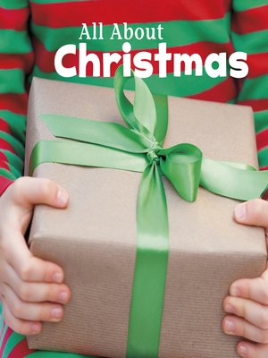 cover image of All About Christmas