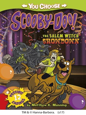 cover image of The Salem Witch Showdown