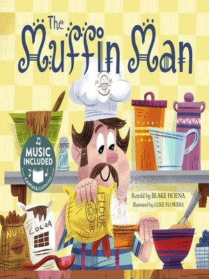 cover image of The Muffin Man