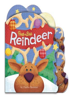 cover image of Peek-a-Boo Reindeer