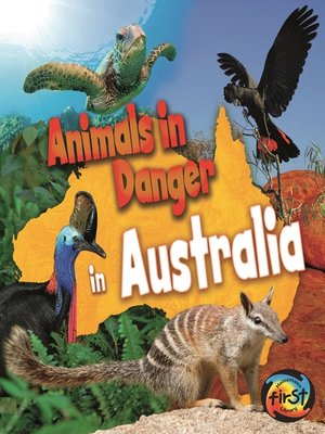 cover image of Animals in Danger in Australia