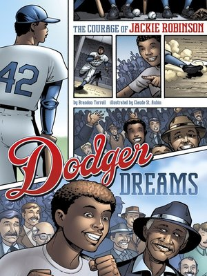 cover image of Dodger Dreams