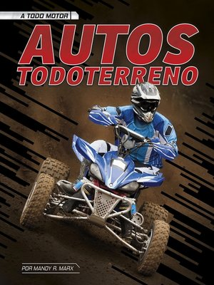 cover image of Autos todoterreno
