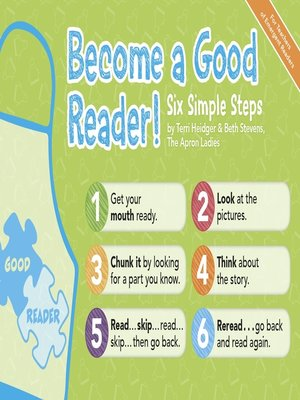 cover image of Become a Good Reader
