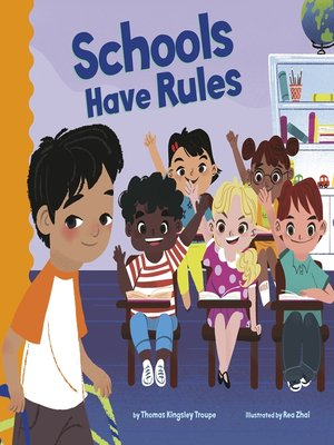 cover image of Schools Have Rules