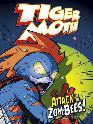 cover image of Attack of the Zom-Bees!