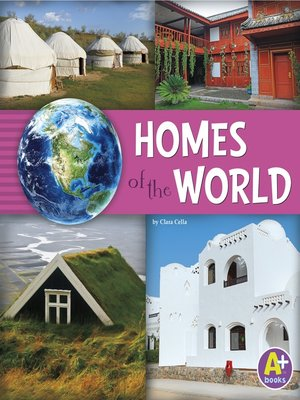 cover image of Homes of the World