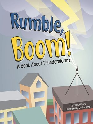cover image of Rumble, Boom!