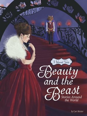 cover image of Beauty and the Beast Stories Around the World