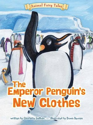 cover image of The Emperor Penguin's New Clothes