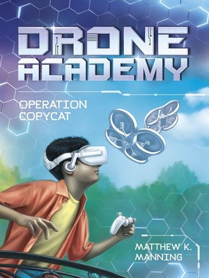 cover image of Operation Copycat