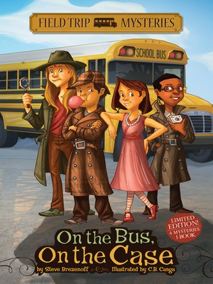 cover image of Field Trip Mysteries
