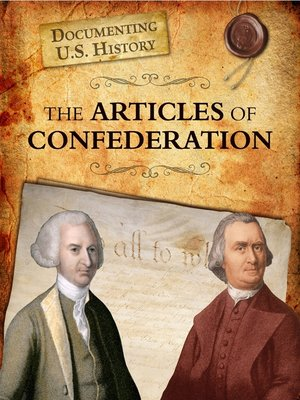 cover image of The Articles of Confederation