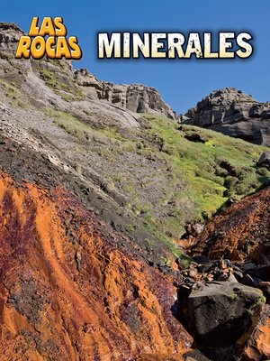 cover image of Minerales