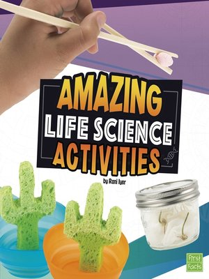 cover image of Amazing Life Science Activities