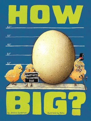 cover image of How Big?