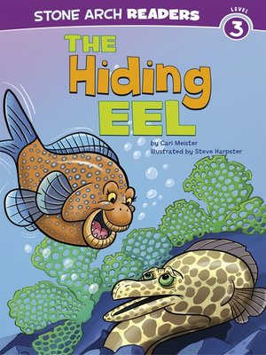 cover image of The Hiding Eel