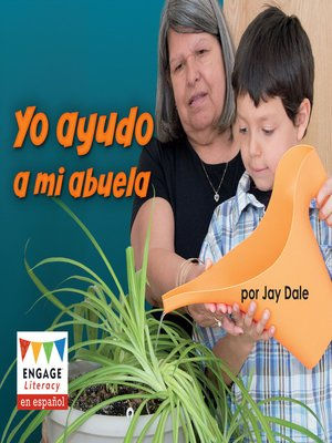 cover image of Yo ayudo a mi abuela
