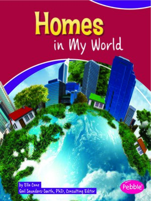 cover image of Homes in My World