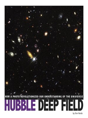 cover image of Hubble Deep Field
