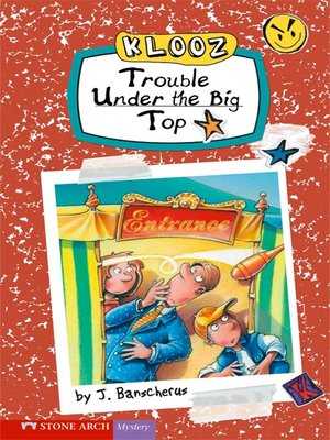 cover image of Trouble Under the Big Top