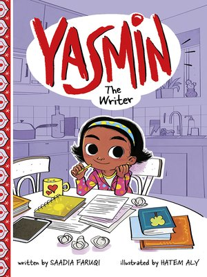 cover image of Yasmin the Writer