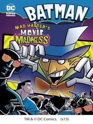 cover image of Mad Hatter's Movie Madness