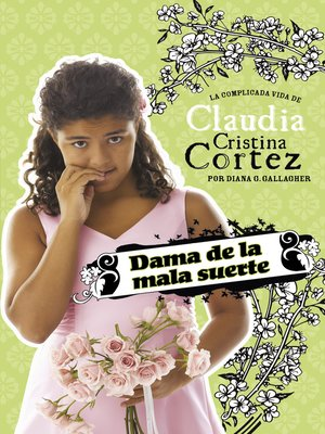 cover image of Dama de la mala suerte
