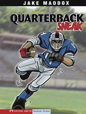 cover image of Quarterback Sneak